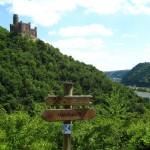 Der Rheinsteig, Hotel Zum Bären, Rüdesheim, Ihr Wanderhotel am Rheinsteig