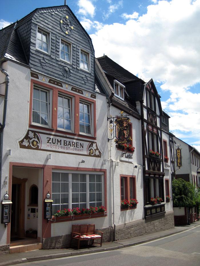 Hotel Zum Baeren Aussenaufnahme