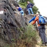 Klettersteige am Mittelrhein
