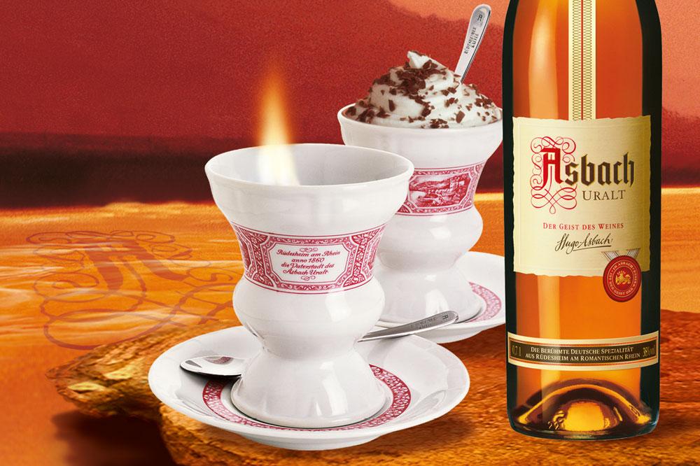 Rudesheimer Cafe Recette