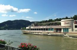 Bootstour zur Burg Rheinstein