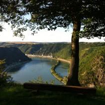 Das obere Mittelrheintal