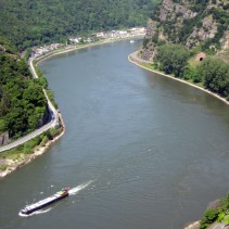 Mehr als 200 Jahre Rheinromantik