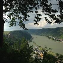 Rheinburgenweg, Teil 2