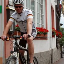 Radtour im Rheingau