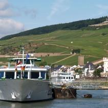 Von Rüdesheim nach Lorch